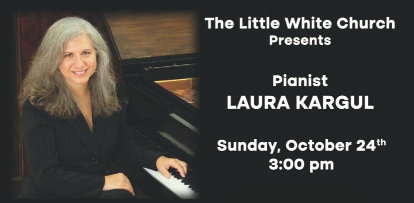 Pianist LAURA KARGUL